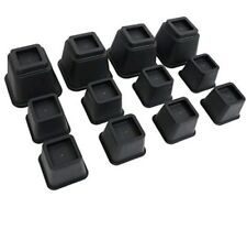 """Vive Bed Risers (6"""" & 4""""), stackable, 12 pack"""