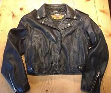 Harley Davidson Women's Vintage Leather Jacket 9001 Large. Unworn!!