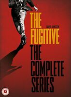 The Fugitive - The Complete Series [DVD][Region 2]