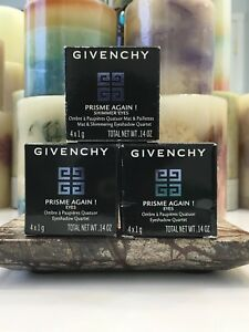 Givenchy Prisme Again Eyeshadow Quartet BNIB (You Pick)
