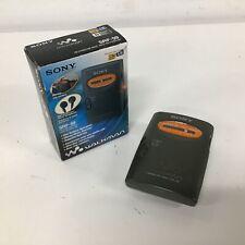 Sony Walkman Pocket Stereo AM/FM Radio SRF-59 With Belt Clip #710