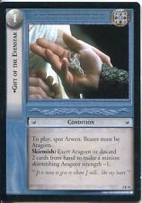 Lord Of The Rings CCG Card RotEL 3.R19 Gift Of the Evenstar