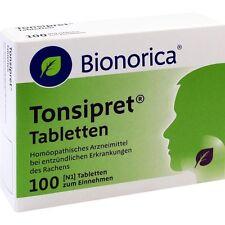 TONSIPRET Tabletten   100 st   PZN 3524560