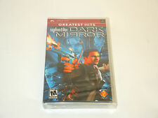 SYPHON FILTER DARK MIRROR new factory sealed Sony PSP game