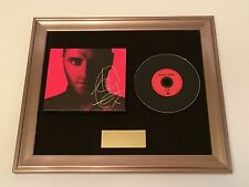 SIGNED/AUTOGRAPHED MARKUS FEEHILY - FIRE FRAMED CD PRESENTATION. WESTLIFE