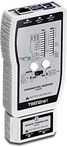 TRENDnet VDV and USB Cable Tester TC-NT3