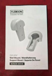 Flexson Sonos Move Wall Mount SM-WM - White