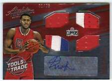 2016-17 Absolute Tools of the Trade Quad Materials RC AUTO /75 Diamond Stone