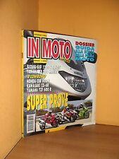 In Moto - n° 6 - Giugno 1996 - Suzuki GSF 1200 S Bandit / Yamaha YP 250 Majesty
