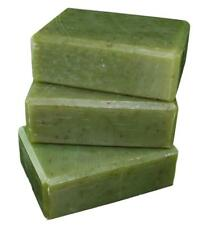 Eucalyptus Mint, all natural handmade soap, 3 bar pack. Essential oils.