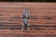 "Vintage / Antique Vienna Bronze Miniature Anthropomorphic ""Cat Crying w/ Hanky"""