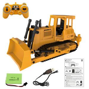 RC Dozer Bulldozer Tractor Remote Control Farm Construction Equipment Truck