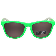 Oakley Frogskins Asia Fit Green Fade Polarized Sunglasses