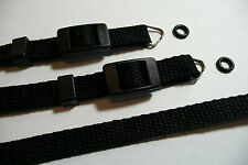 "Olympus Trip 35 - RC - RD - Pen - Camera Neck Shoulder Strap - 40"" Black"
