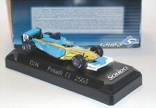 RENAULT F1 + DECALS N 7 and no.8 FORMULA 1 STAGIONE 2003