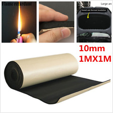10mm 1m*1m Car Soundproof Noise Insulation Sound Deadener Acoustic Foam Material