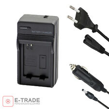 Charger LP-E5 for Canon EOS 450D 500D 1000D 450 500 1000 D / CAR + WALL