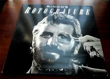 Ringo Starr   Ringo's Rotogravure  1976   Atlantic 18193   Beatles   Rock   VG+