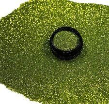 Nail-Art-Zubehör in Grün mit Glitzer Effekt