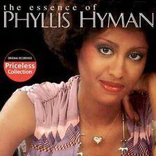 Phyllis Hyman CD the Essence of Phyllis Hyman New /Sealed