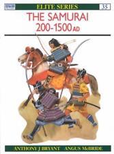 Osprey Elite 35: Early samouraï ad 200-1500 (samouraï, Japon)/NEUF