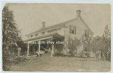 Accord NY 90 Saint Josen Rd (google it) DePew Farm & Boarding House (damaged)
