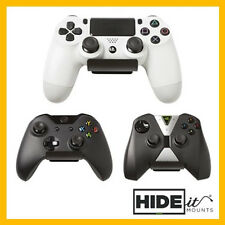 HIDEit Uni-C (2-Pack) Controller Display Wall Mount Bracket PS4 PS3 Xbox One 360