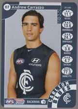 2013 Teamcoach Silver Code Card -  Andrew Carrazzo