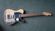 Squire TELE 1998 Guitare fabriquée en Chine avec Seymour Duncan pickup