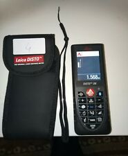 Télémètre laser Leica disto d8 Bluetooth languette cache batterie fissuree 4