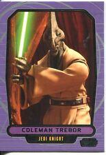 Star Wars Galactic Files 2 Base Card #420 Coleman Trebor