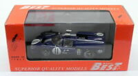 Best Model 1/43 Scale 9172 - Lola T70 Coupe Sebring 1968 - #11 D.Dibley