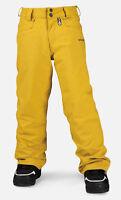 Pantaloni da Sci e Snowboard Neve Bambini,Volcom Legend Isolato Pantaloni,Erl