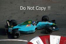 Ivan Capelli Leyton House March CG891 Monaco Grand Prix 1989 Photograph