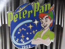 New Disney Countdown to the  Millennium Trading Pin #74 Peter Pan 1953 Stars
