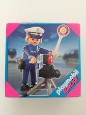 Playmobil 4669 - Police man with speed cameras / Radarkontroll (MISB, NRFP, OVP)
