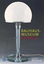 Kunstsammlungen zu Weimar. Bauhaus-Museum von Thomas Föhl und Michael Siebenbrodt (Taschenbuch)