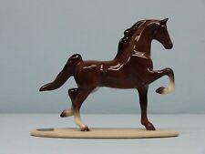 Beautiful Hagen Renaker Saddlebred Horse