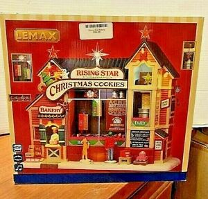 LEMAX Rising Star Bakery #35557  Sights & Sounds 2013   FREE SHIPPING !