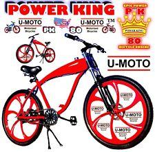 Gas Tank Frame Bike For 48cc/49cc/66cc/80cc 2-Stroke Motorized Bike Kit