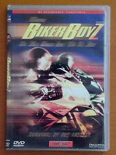 BIKER BOYZ  DVD 2003 16:6  PAL FORMAT REGION 2 Derek Luke, Laurence Fishburne
