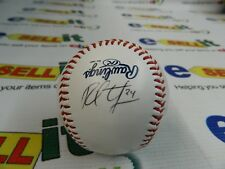Rich Thompson - Autographed baseball