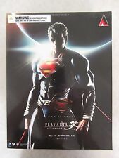 Superman Figure Man of Steel Series Sealed ~ 2013 Play Arts Square Enix