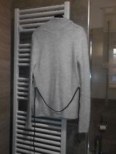 Cardigan H&M grigio tg S giacca bolero nuovo