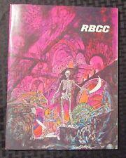 1976 Rocket's Blast ComiCollector RBCC #130 VF FANZINE Tom Sutton