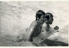 Photo de Presse Cinéma Alain Delon Vers 1970