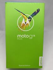 "Motorola Moto G5 S Plus XT1804 E Dual Sim (UNLOCKED) 5.5"" 64GB 4GB RAM GRAY"