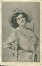 Evie Greene. Stage Actress Theatre Postcards Lot  RM.269