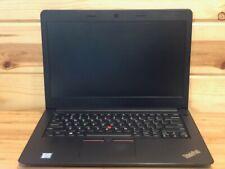 Lenovo ThinkPad E470- 4 GB DDR4 SDRAM - 500 GB HDD
