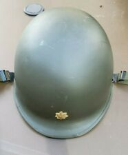New listing Us Army Vietnam M1 Helmet & Liner Complete, Lt Colonel Insignia